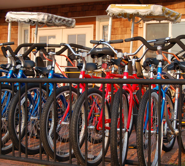 bicycle shops