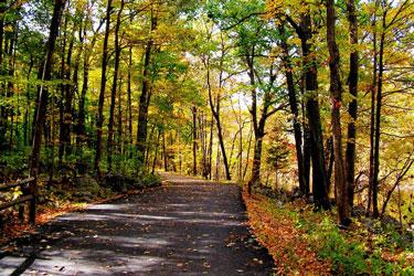 Perkiomen Trail, Montgomery County, Pennsylvania